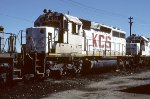 KCS SD40-2 653